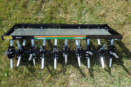 Lawn Aerator Frame Assemblies ONLY