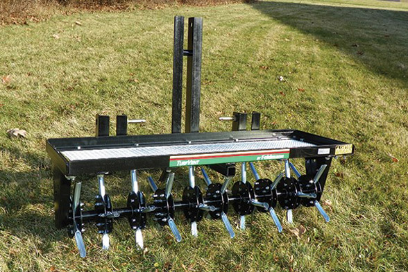 3 Point Hitch Lawn Aerator : Turfvent shop