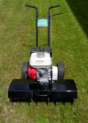 Walk-Behind Commercial Scarifier